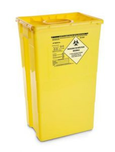 GIC Medical Waste Bin