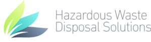 Hazardous Waste Disposal Solutions Logo